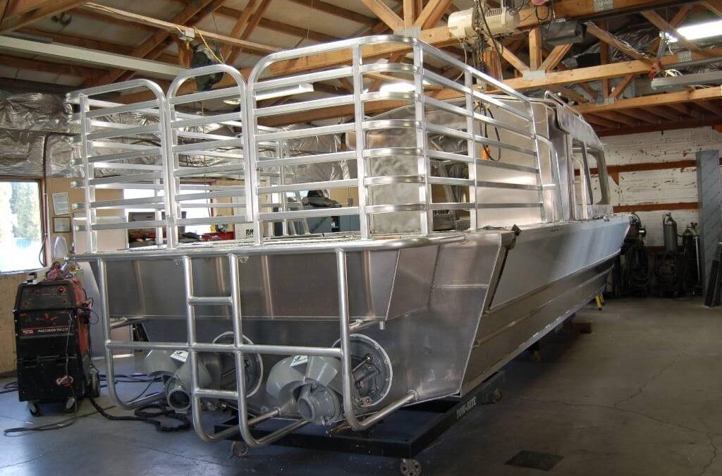 27′ twin Yanmar 8LV diesel for Atlantic Tuna Fishing