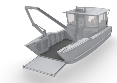Aluminum Landing Craft